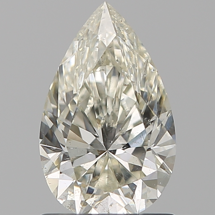 1.02 ct Pear Shape Diamond : K / SI2
