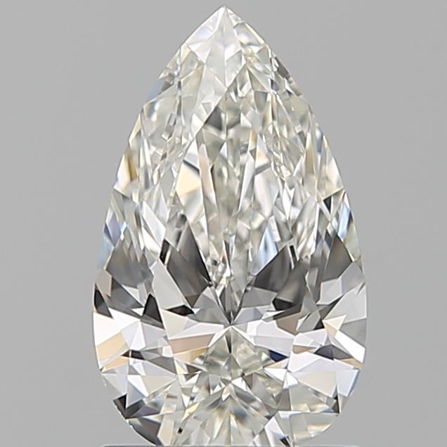 1.02 ct Pear Shape Diamond : H / VS1