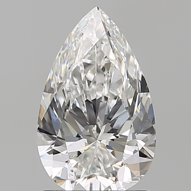 1.20 ct Pear Shape Diamond : E / SI1