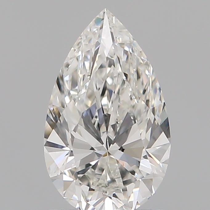1.00 ct Pear Shape Diamond : G / VVS1