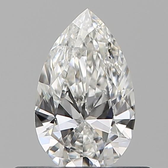 0.41 ct Pear Shape Diamond : F / VS2
