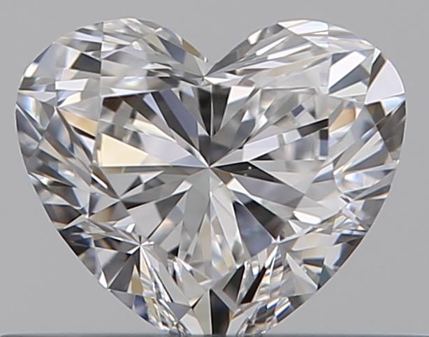 0.32 ct Heart Shape Diamond : D / VVS1