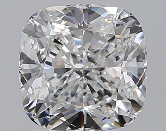 1.70 ct Cushion Cut Diamond : G / SI2