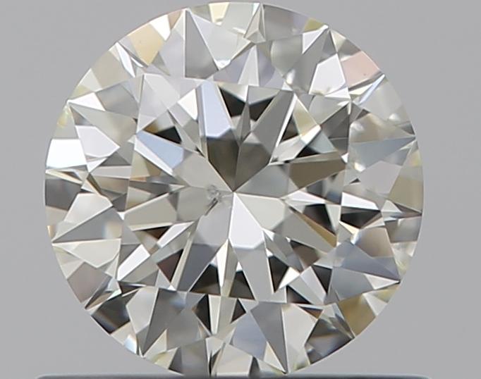 0.50 ct Round Diamond : K / SI2
