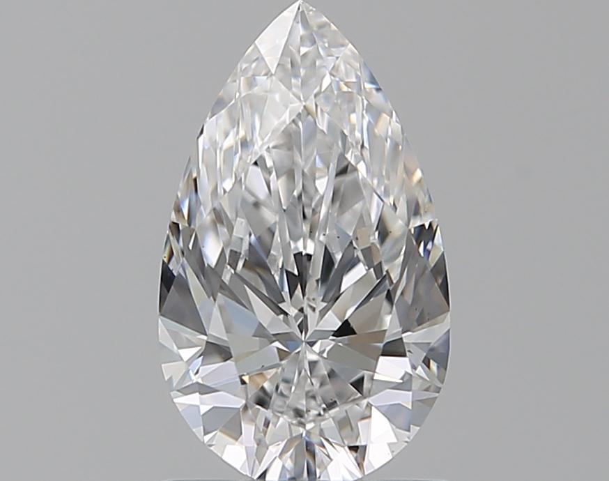 1.03 ct Pear Shape Diamond : D / VS2