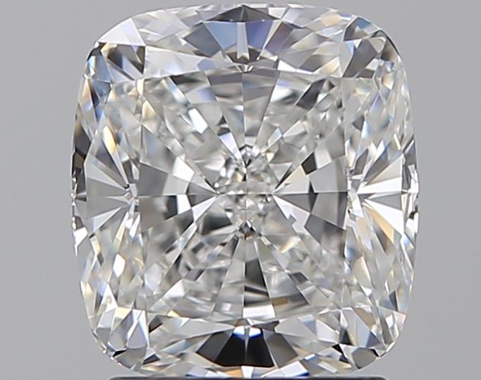 1.90 ct Cushion Cut Diamond : F / VS1