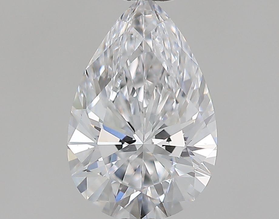 0.53 ct Pear Shape Diamond : D / VS2