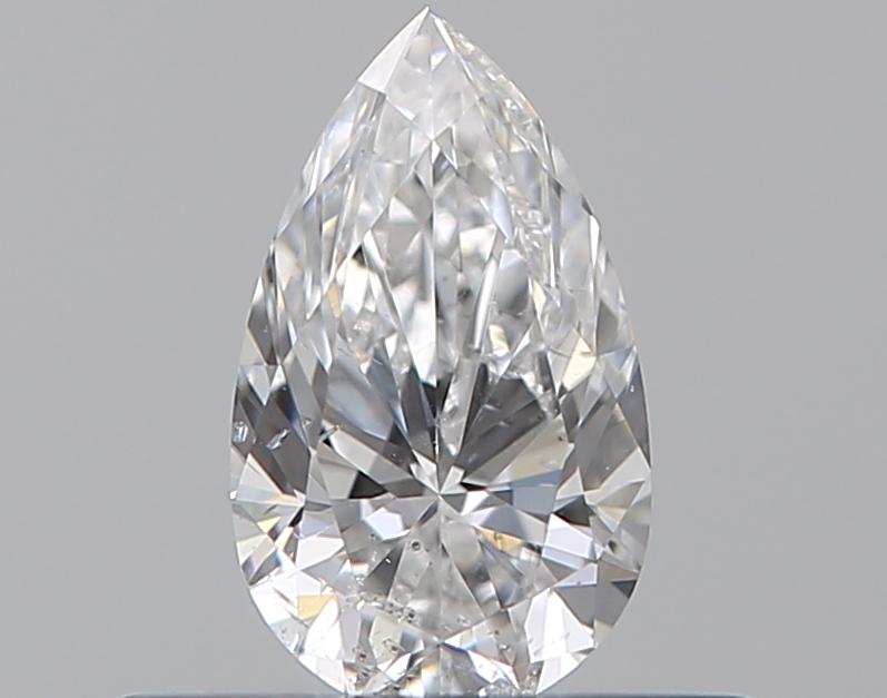 0.30 ct Pear Shape Diamond : E / SI2