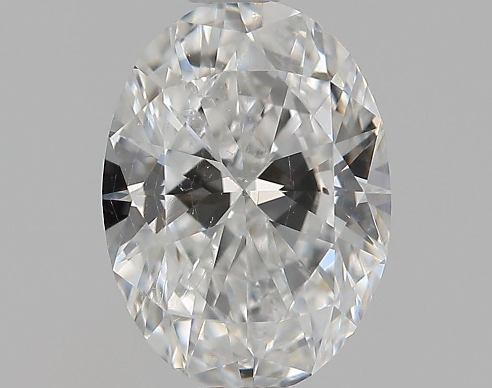 0.70 ct Oval Diamond : F / SI2