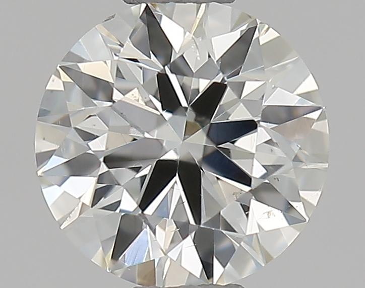 0.59 ct Round Diamond : K / SI1