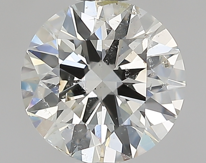 0.90 ct Round Diamond : K / SI2