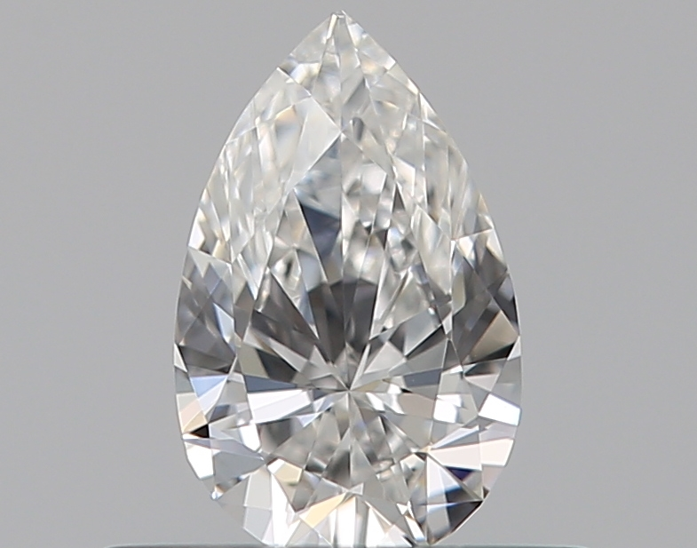 0.35 ct Pear Shape Diamond : F / VVS1