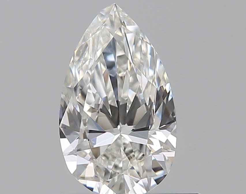 0.40 ct Pear Shape Diamond : H / VS1