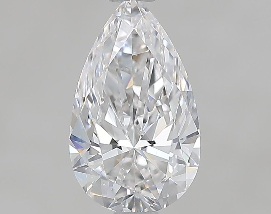 1.01 ct Pear Shape Diamond : E / SI1