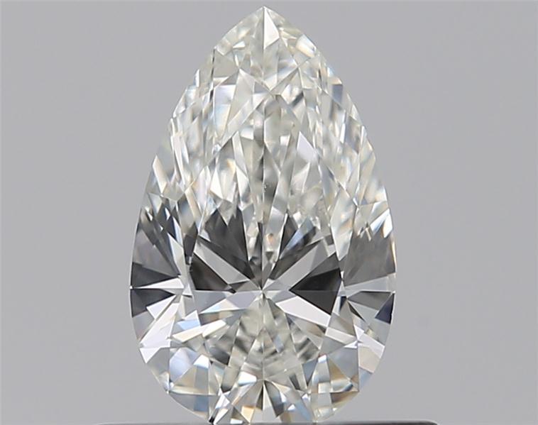 0.40 ct Pear Shape Diamond : H / VVS2