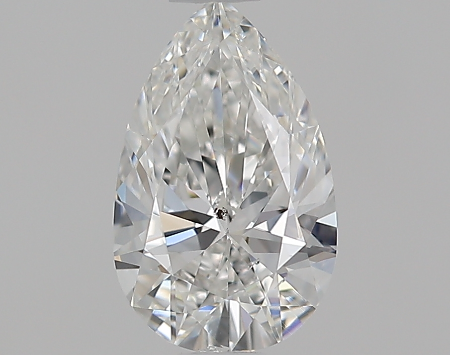 0.72 ct Pear Shape Diamond : G / SI1