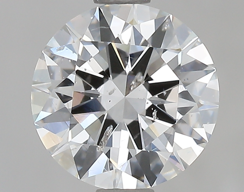 1.27 ct Round Diamond : F / SI2