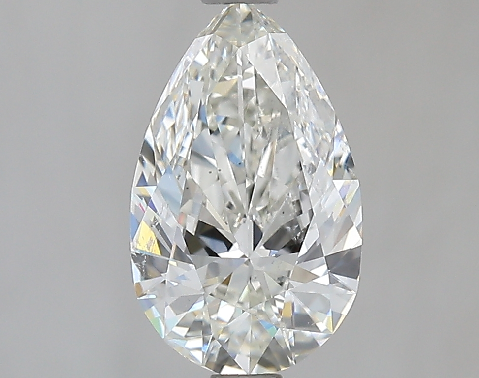 1.50 ct Pear Shape Diamond : I / SI1