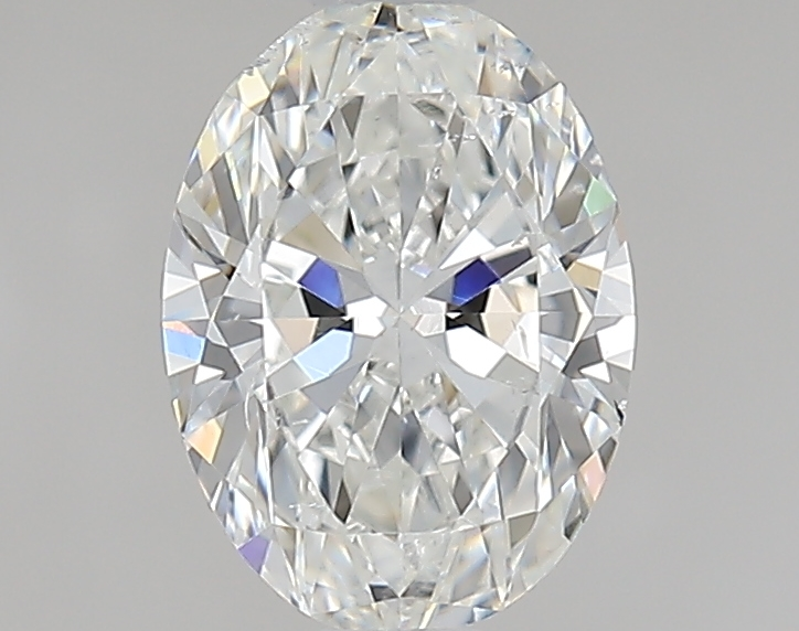 1.20 ct Oval Diamond : G / SI1