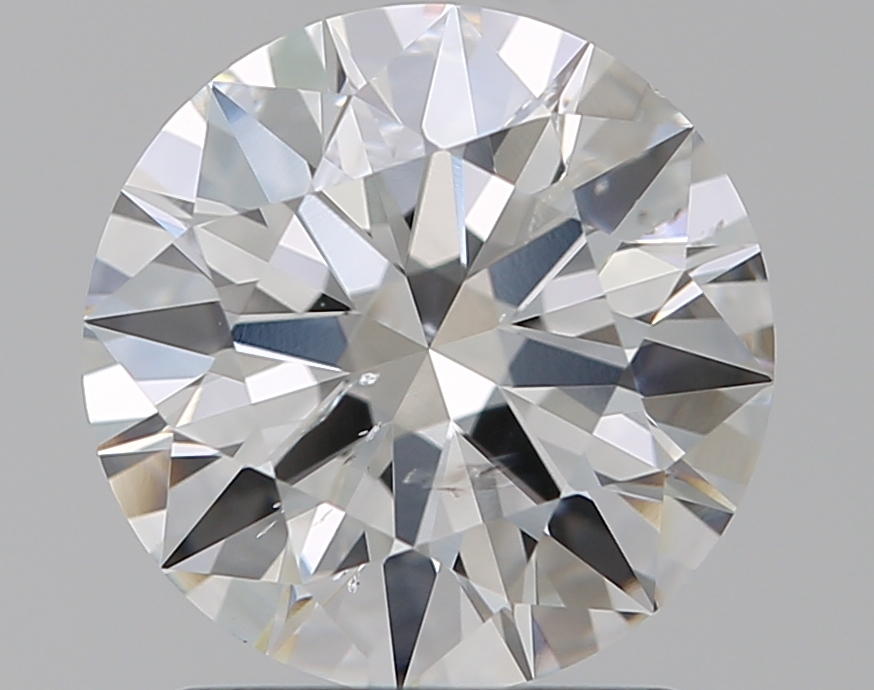 1.51 ct Round Diamond : F / SI2