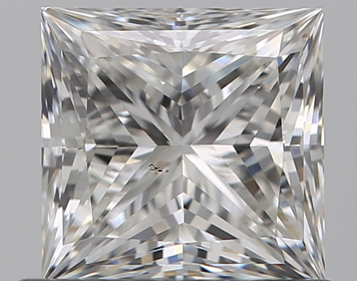 0.70 ct Princess Cut Diamond : H / VS2