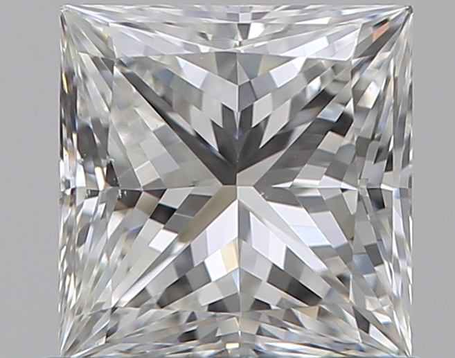 0.75 ct Princess Cut Diamond : G / VS1