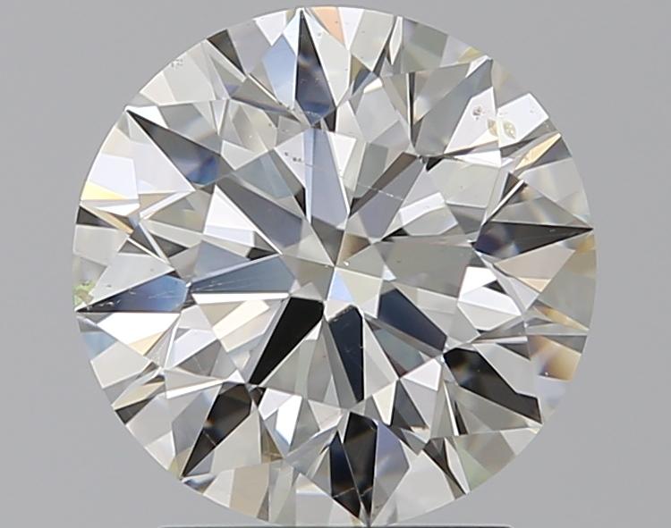 1.84 ct Round Diamond : I / SI1