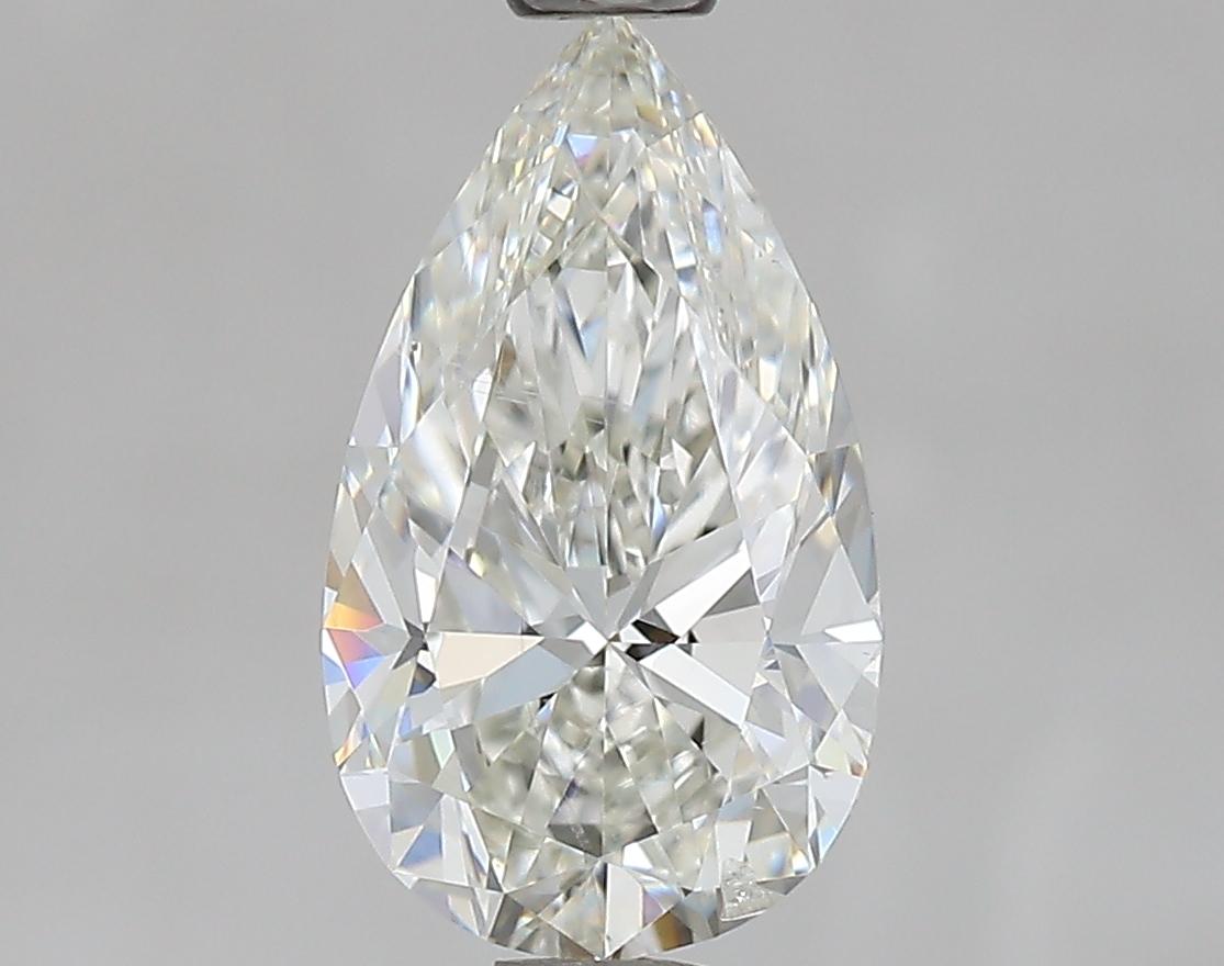 1.00 ct Pear Shape Diamond : I / SI2