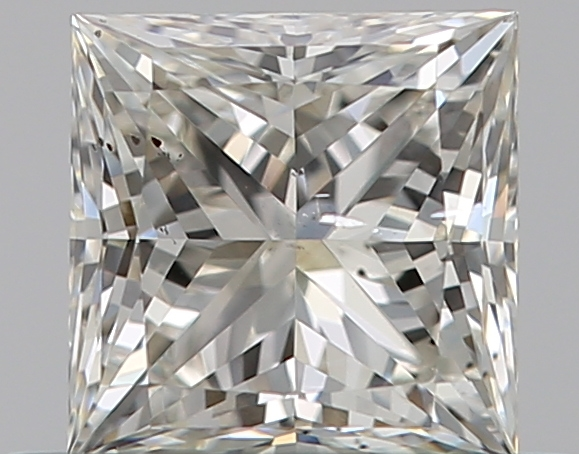 0.50 ct Princess Cut Diamond : J / VS2