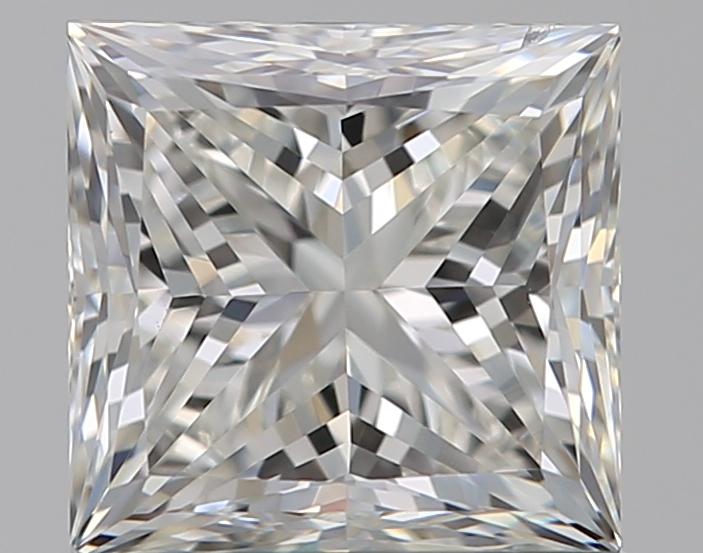 0.90 ct Princess Cut Diamond : H / SI1
