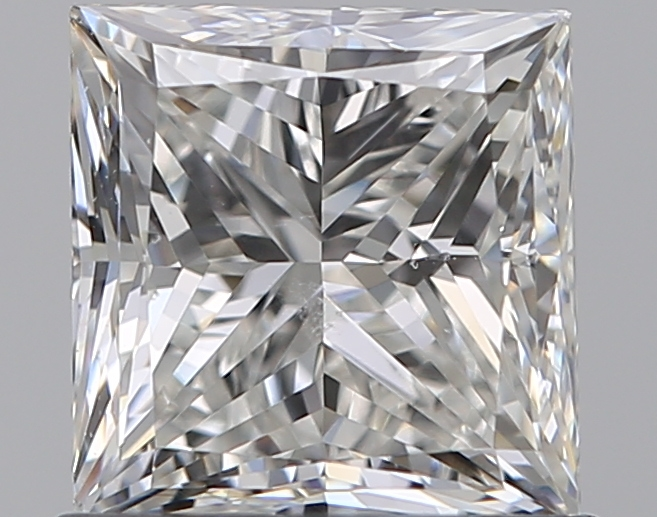 0.90 ct Princess Cut Diamond : H / SI1