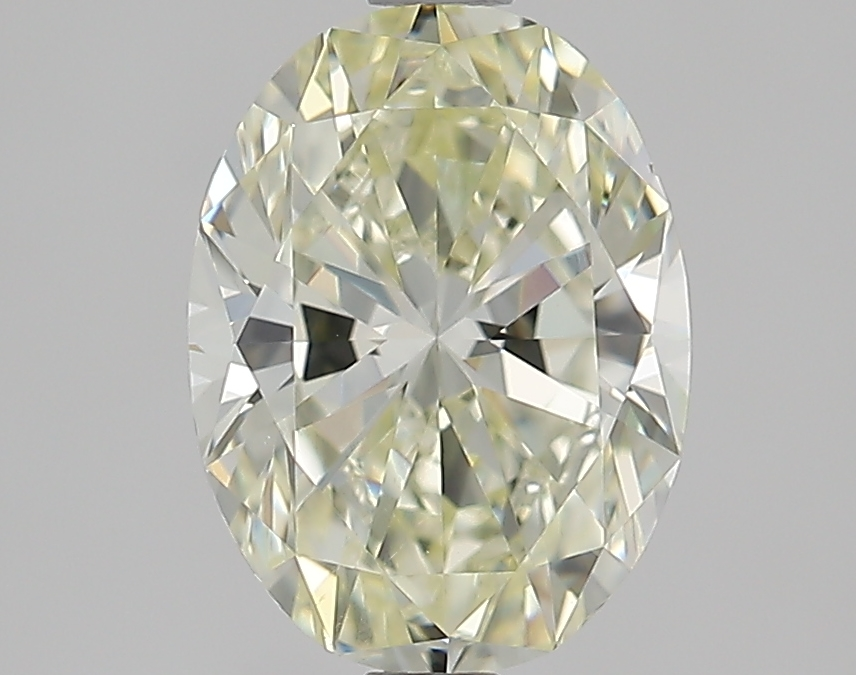 1.79 ct Oval Diamond : M / SI1