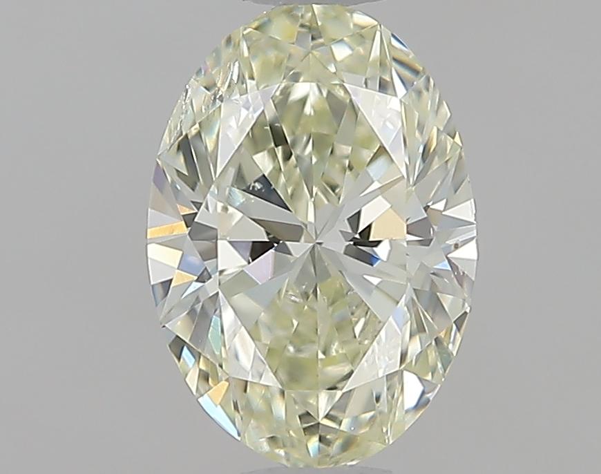0.80 ct Oval Diamond : M / SI2