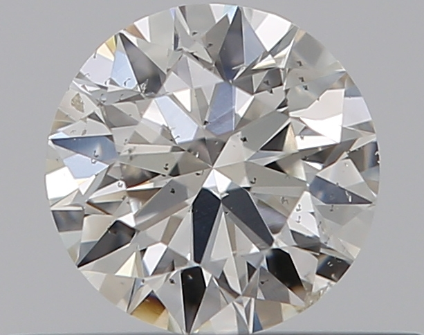 0.30 ct Round Diamond : I / SI2