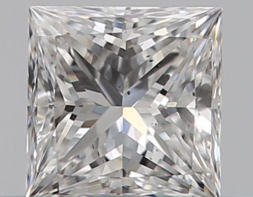 0.33 ct Princess Cut Diamond : F / SI1