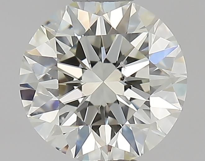0.70 ct Round Diamond : K / SI1