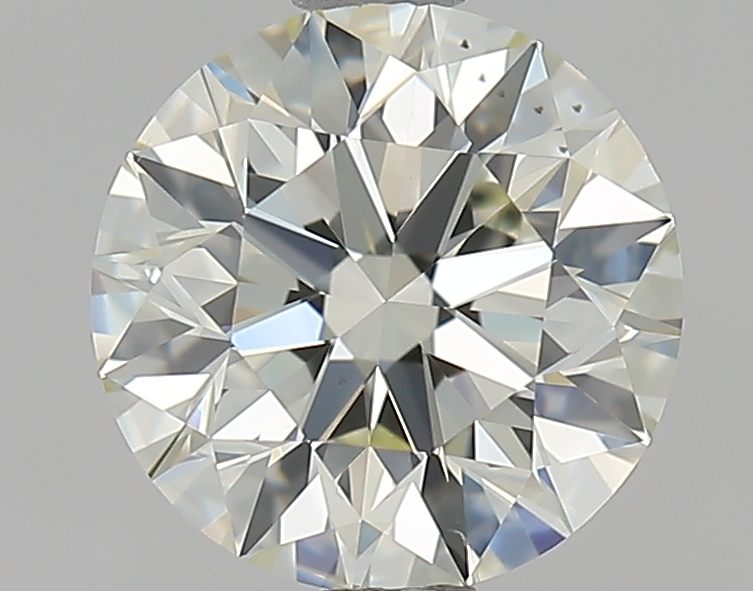 1.49 ct Round Diamond : M / SI1