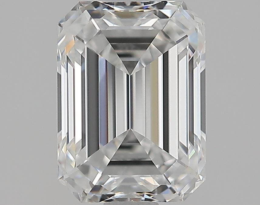 1.52 ct Emerald Cut Diamond : F / VVS1