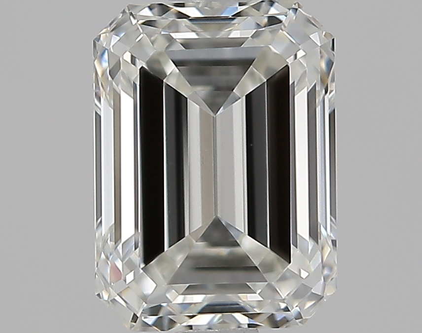1.60 ct Emerald Cut Diamond : H / VVS2