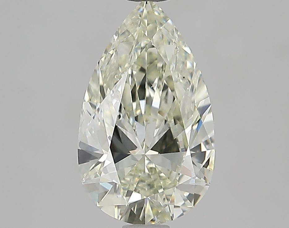 1.51 ct Pear Shape Diamond : M / SI1