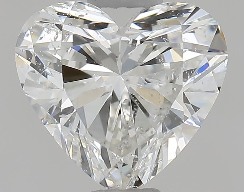 0.70 ct Heart Shape Diamond : I / SI2