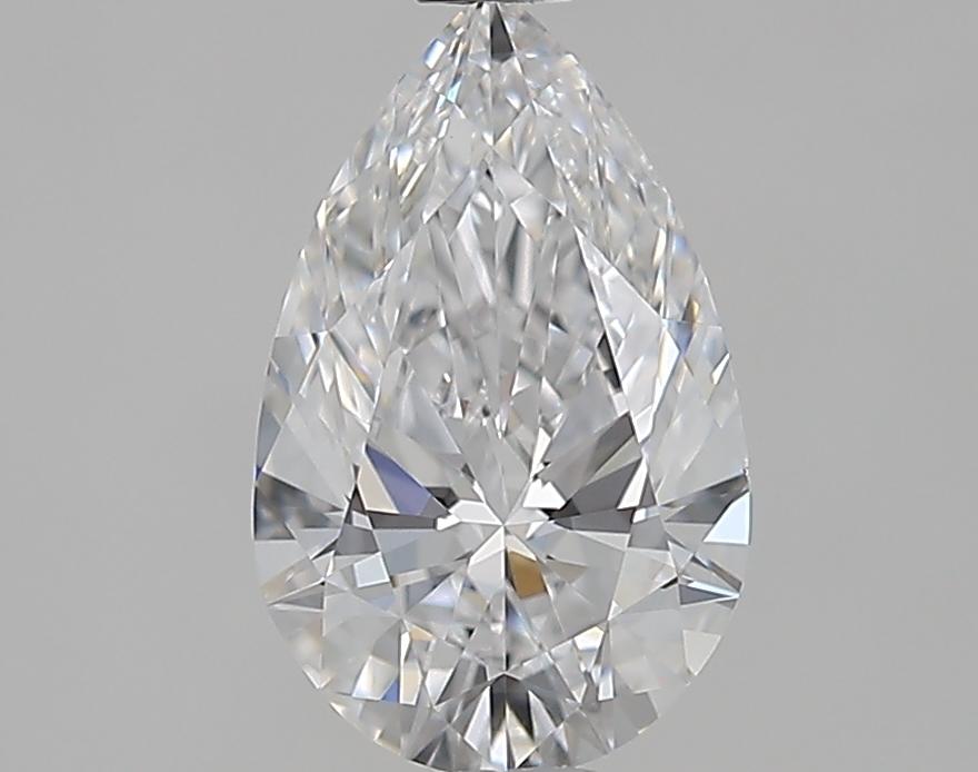 1.05 ct Pear Shape Diamond : D / VVS1