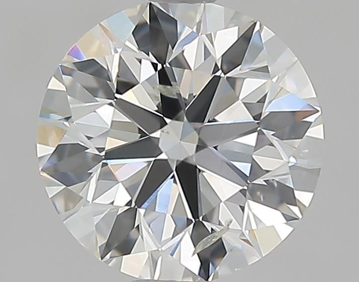 0.96 ct Round Diamond : I / SI2