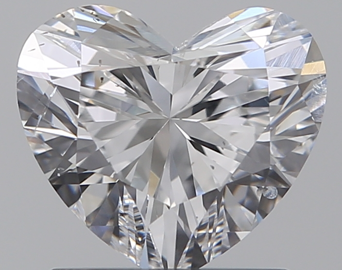 1.01 ct Heart Shape Diamond : D / SI2