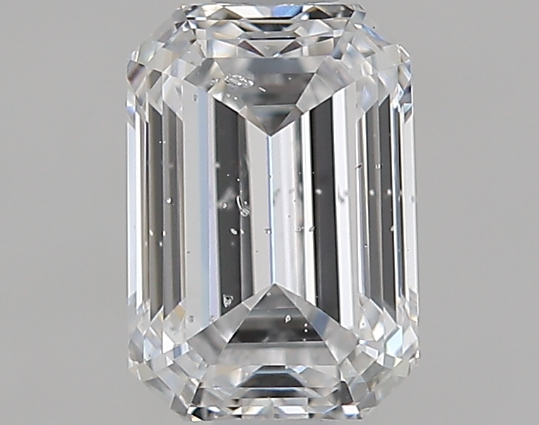 1.00 ct Emerald Cut Diamond : D / SI2
