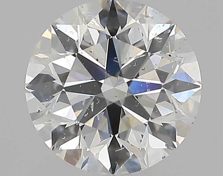 1.51 ct Round Diamond : J / SI2