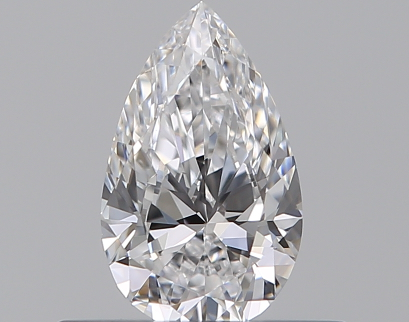 0.30 ct Pear Shape Diamond : D / VS1