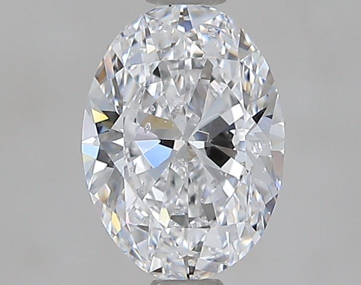 0.96 ct Oval Diamond : D / SI2