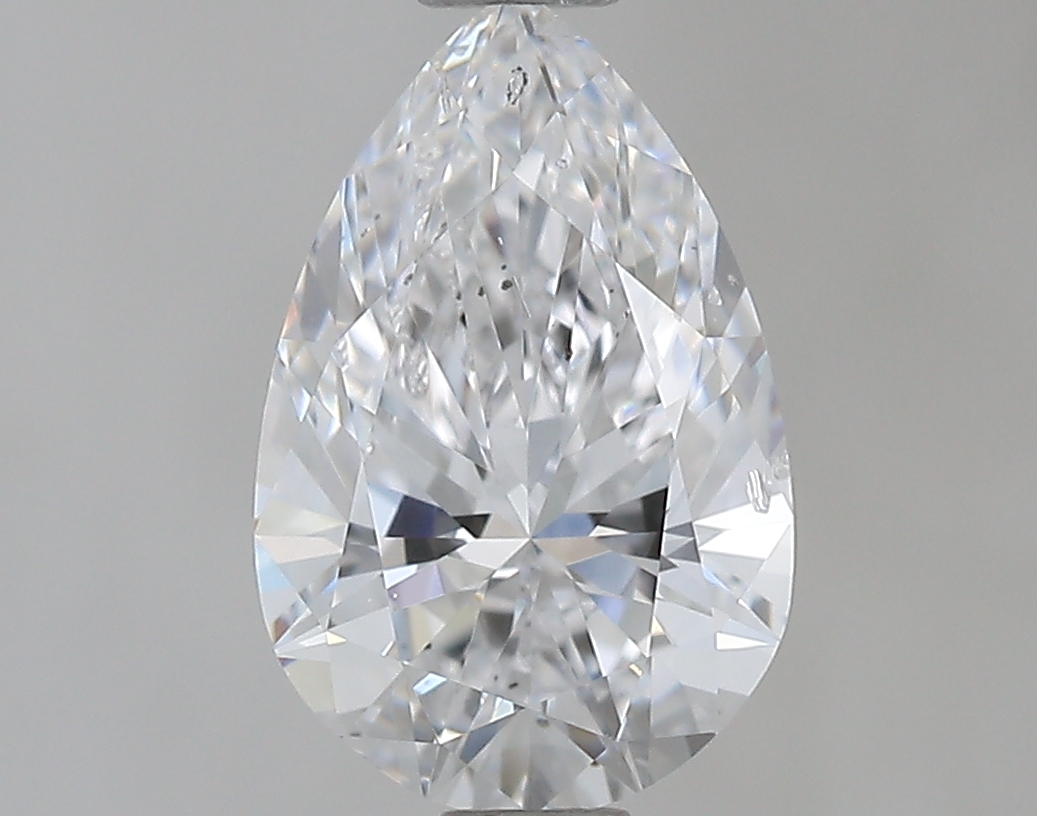 1.00 ct Pear Shape Diamond : D / SI2