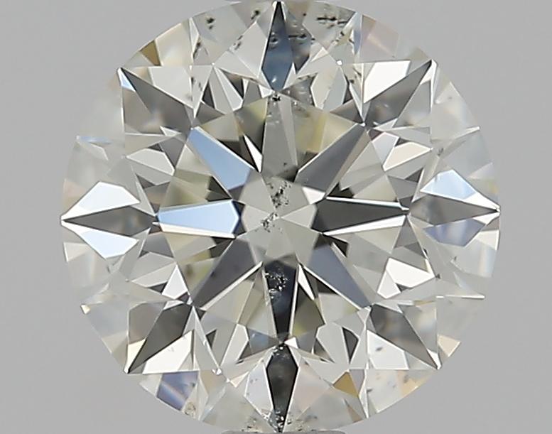 1.29 ct Round Diamond : L / SI2